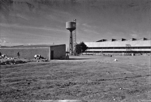Mecânica Pesada S/A pertence ao grupo Shneider : Município de Taubaté - 1958