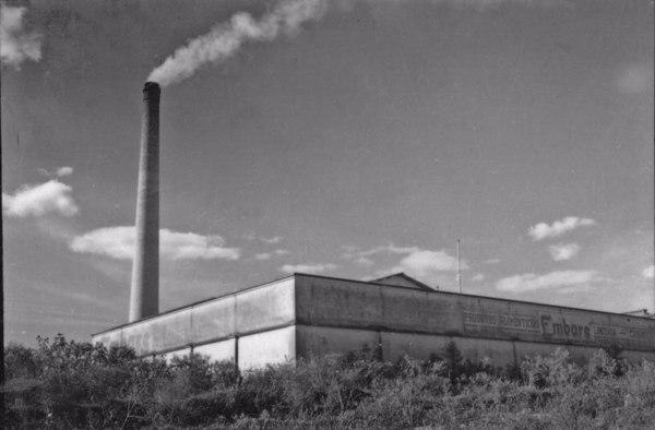 Fábrica de doce de leite Embaré : Taubaté (SP) - 1958