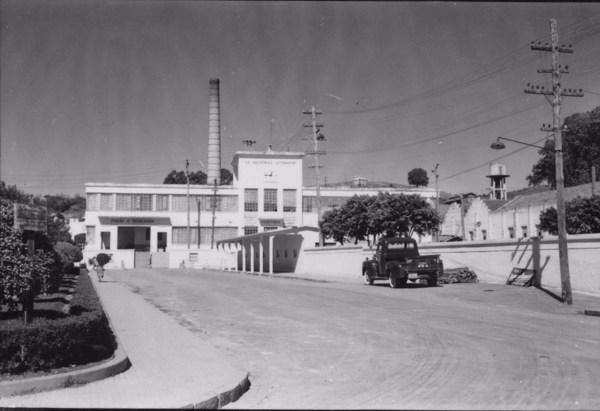 Indústrias Votorantim S/A (fiação e tecelagem) : Município de Sorocaba - 1958