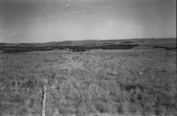 Município de Tatuí : superfície regular de 680 metros (SP) - 1958