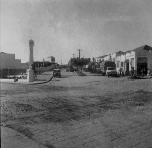 Cidade de Pacaembu : Rua Iracema (SP) - 1960