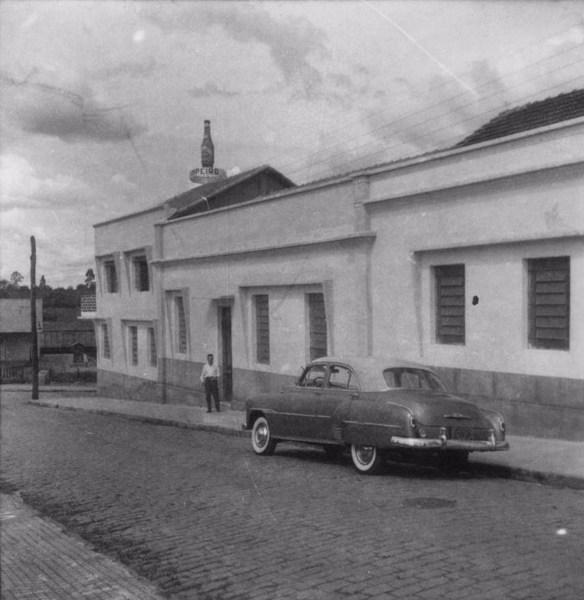 Fábrica de Molho Campeiro em Bebedouro (SP) - 1960