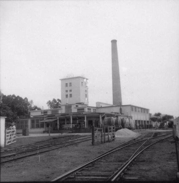 Fábrica de produtos Nestlé, fundada em 1946 (SP) - 1960