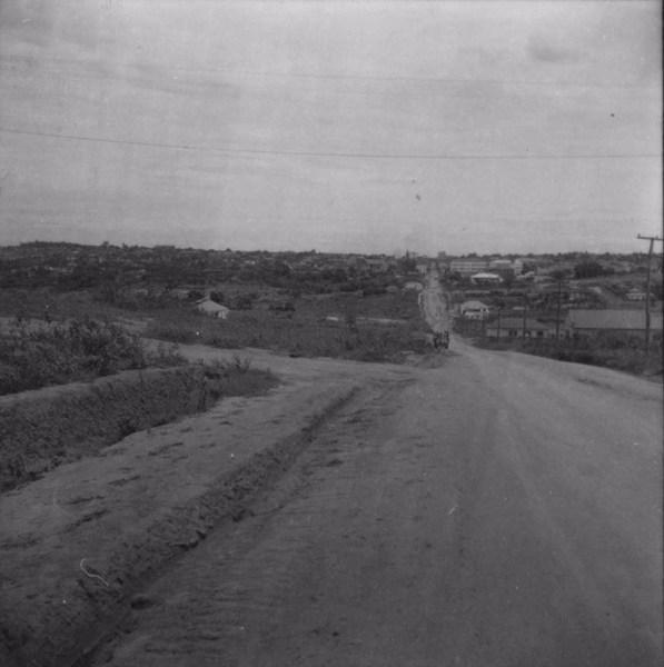 Vista parcial da cidade de Assis (SP) - 1960