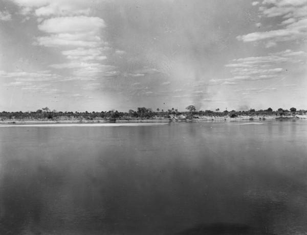 Rio Tocantins em Peixe (TO) - 1953