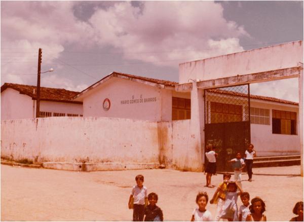 Grupo Escolar Mario Gomes de Barros : Joaquim Gomes, AL - [19--]