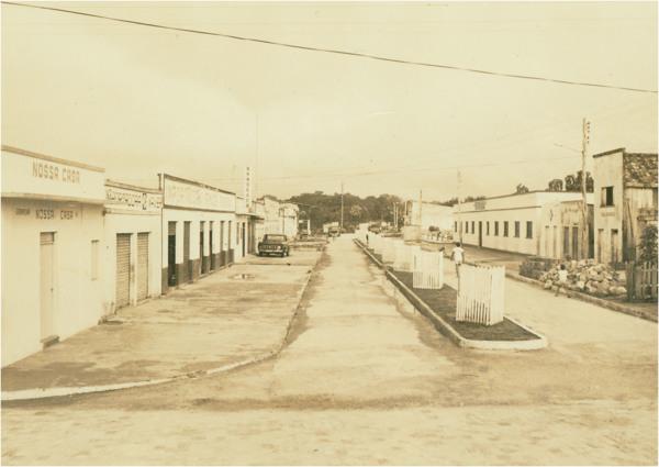 Avenida 8 de Dezembro : Anori (AM) - [19--]