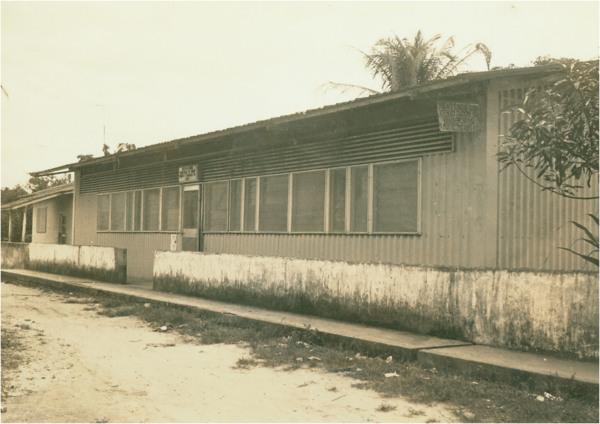 Unidade Sanitária : Anori (AM) - [19--]