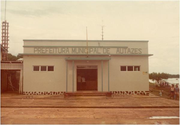 Prefeitura Municipal : Autazes (AM) - [19--]