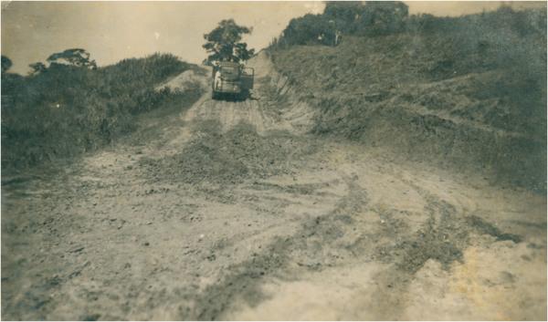 Rodovia Canutamã - Iutapá : Canutama (AM) - 1957