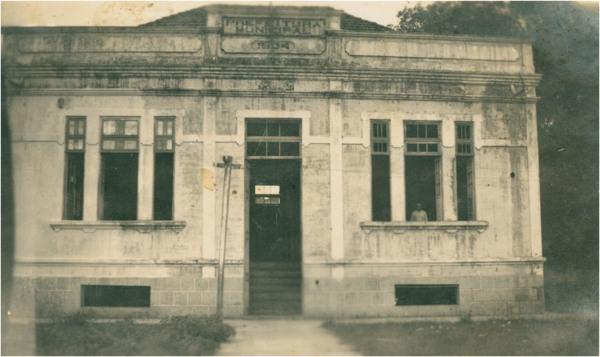 Prefeitura Municipal : Canutama (AM) - 1957