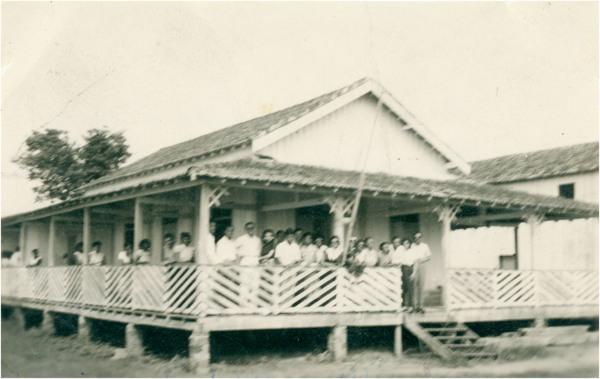 Prefeitura Municipal : Careiro (AM) - 1957