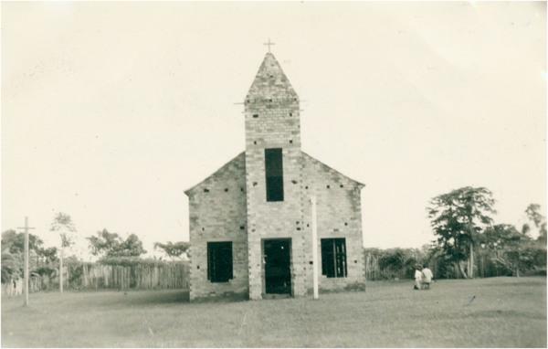 Igreja de Nossa Senhora do Perpétuo Socorro : Careiro (AM) - 1957