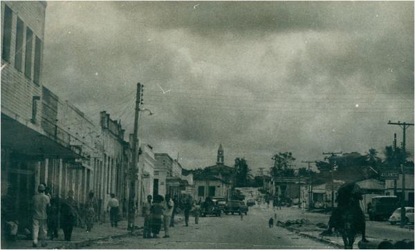 Rua Doutor João Dantas : Alagoinhas, BA - [19--]
