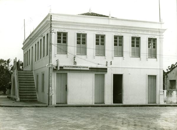 Caixa Econômica Federal : Prefeitura Municipal : Alcobaça, BA - [19--]
