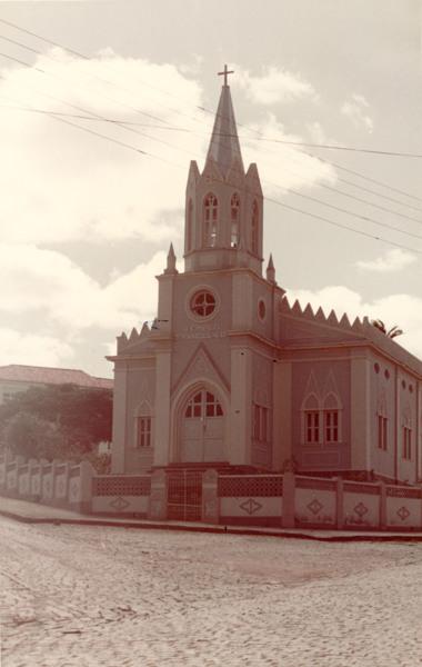 Igreja presbiteriana : Campo Formoso, BA - [19--]