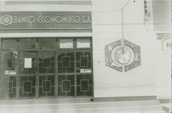 Banco Econômico S.A. : Canápolis, BA - [19--]