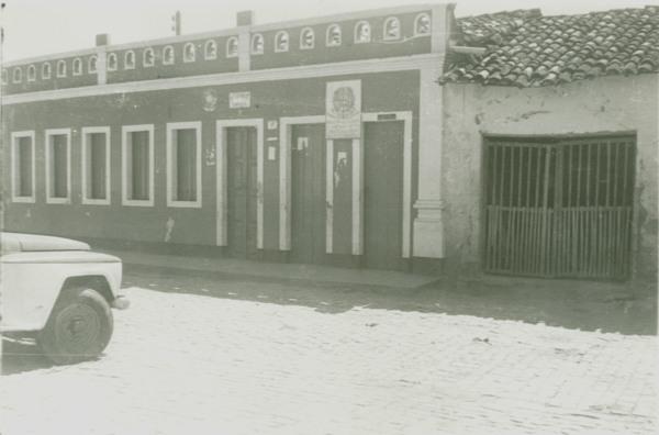 Prefeitura Municipal : Praça Manso Cabral : Canápolis, BA - [19--]