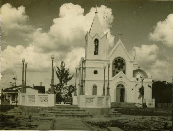 Igreja Matriz de São Boaventura : Canavieiras, BA - [19--]