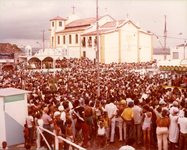 Festa de Nossa Senhora das Candeias : Candeias, BA - [19--]