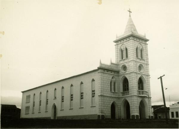 Igreja Nossa Senhora da Conceição : Castro Alves, BA - 1957