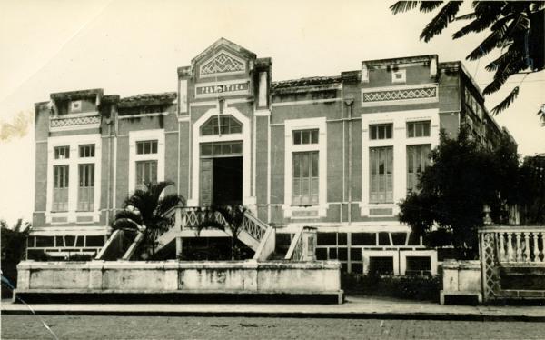 Prefeitura Municipal : Castro Alves, BA - 1957