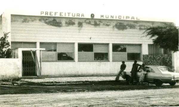 Prefeitura Municipal : Central, BA - [19--]