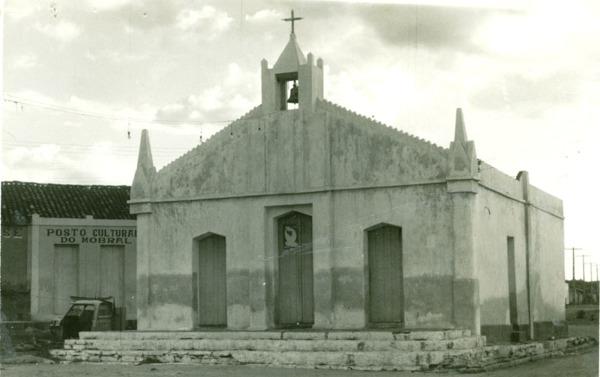 Igreja matriz : Posto cultural do MOBRAL : Central, BA - [19--]