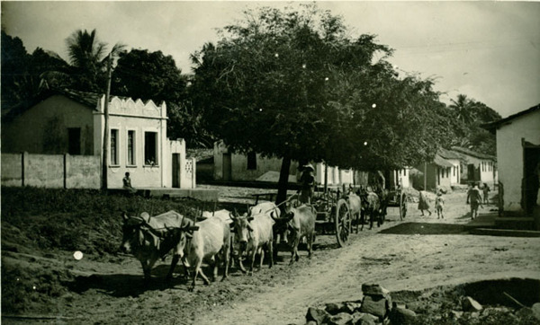 Rua do Carro : Conde, BA - 1957