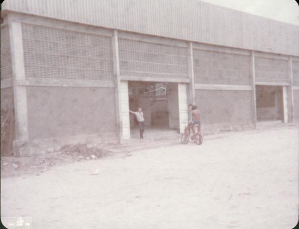 Mercado municipal : Conde, BA - 1984