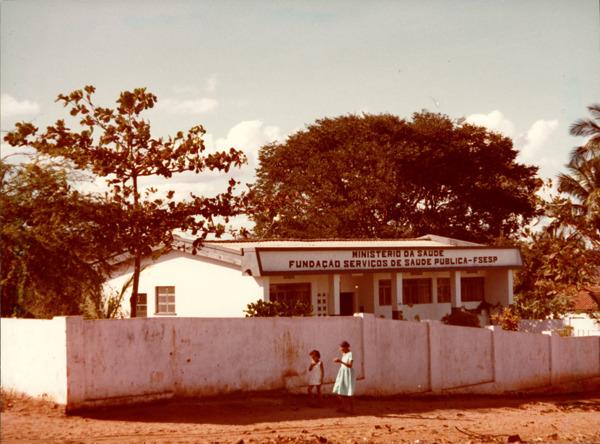Posto de saúde : Cocos, BA - [19--]
