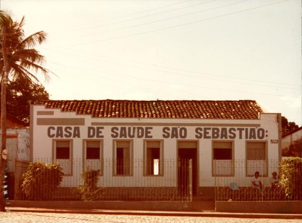 Casa de Saúde São Sebastião : Cocos, BA - [19--]