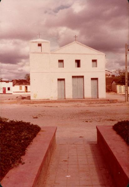 Paróquia São João Batista : Contendas do Sincorá, BA - [19--]