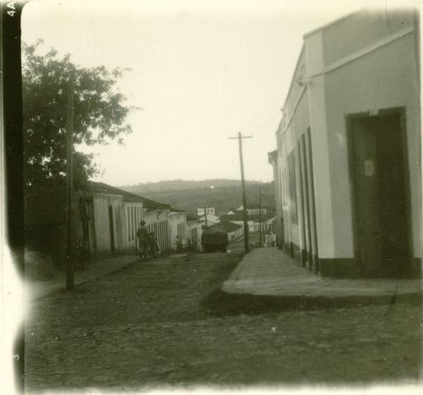 Rua Góes Calmon : Correntina, BA - [19--]