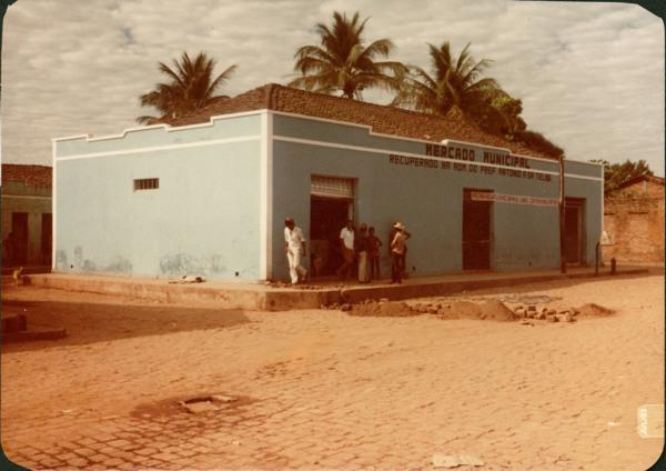 Mercado Municipal : Cotegipe, BA - 1983