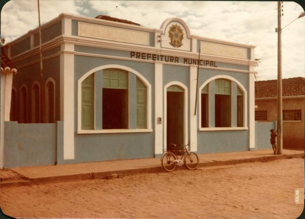 Prefeitura Municipal : Cotegipe, BA - 1983