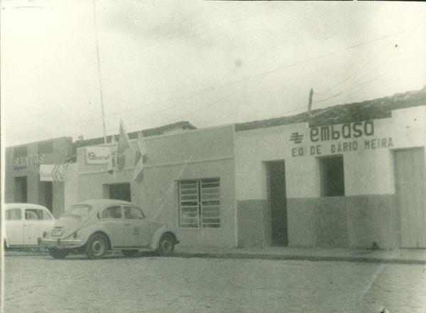 Embasa : Banco Baneb : Dário Meira, BA - [19--]