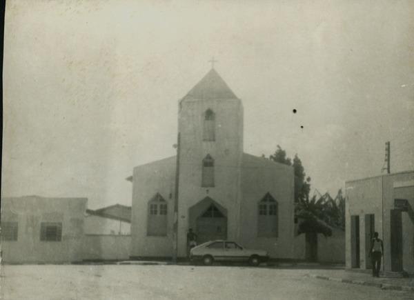 Igreja matriz : Elísio Medrado, BA - [19--]