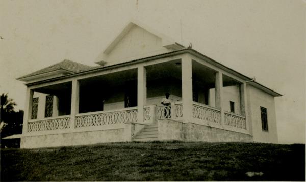 Fazenda Morro da Graça : Esplanada, BA - 1949