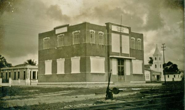 Prefeitura Municipal : Esplanada, BA - 1957