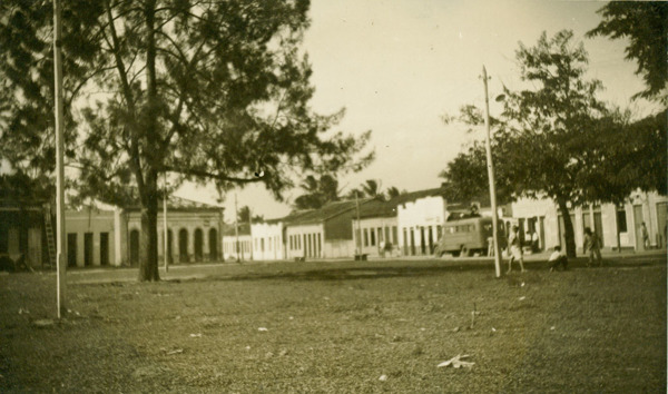Rua João Pessoa : Esplanada, BA - 1957