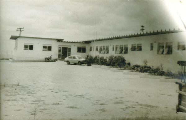 Hospital Municipal Antonio Carlos Magalhães : Euclides da Cunha, BA - [19--]