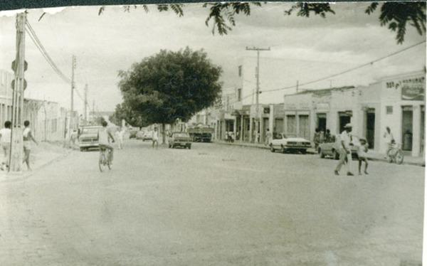 Avenida Rui Barbosa : Euclides da Cunha, BA - [19--]