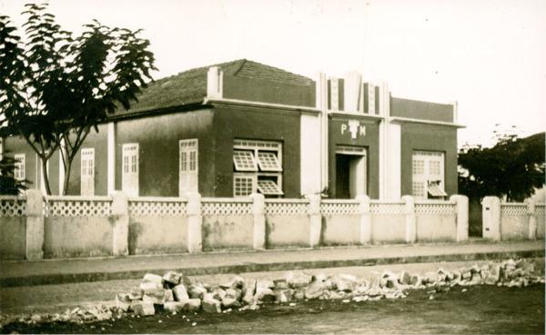 Prefeitura Municipal : Euclides da Cunha, BA - 1957