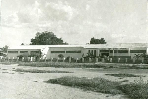 Unidade sanitária : Formosa do Rio Preto, BA - [19--]