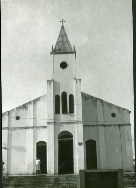 Igreja do Sagrado Coração de Jesus : Formosa do Rio Preto, BA - [19--]