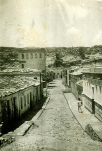 Rua Coronel José Nogueira : Gentio do Ouro, BA - [19--]
