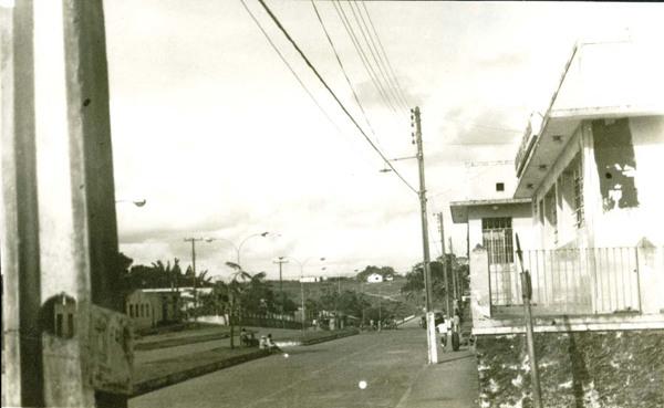 Avenida Joel Vasconcelos : Gongogi, BA - [19--]