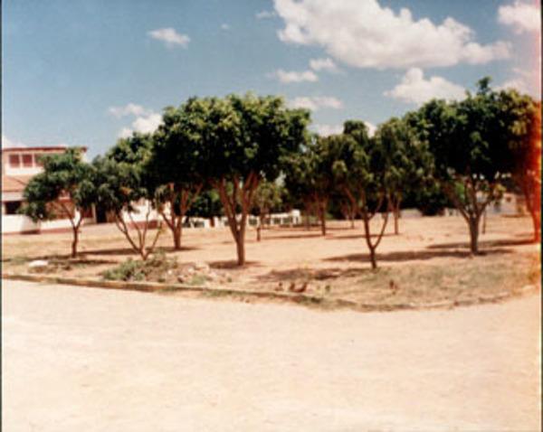 Vista parcial da cidade : Guajeru, BA - [19--]