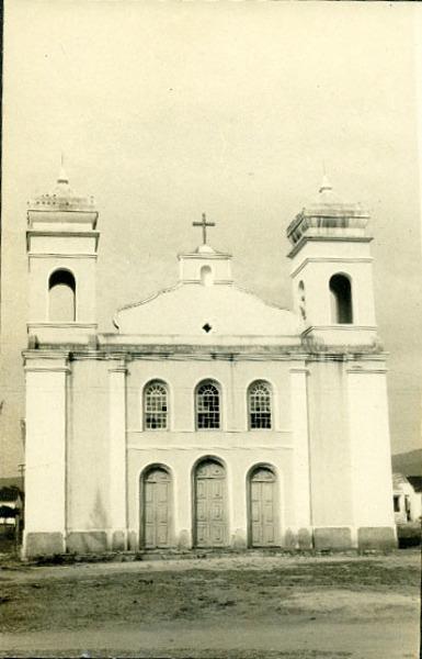 Paróquia de Nossa Senhora do Alívio : Ituaçu, BA - [19--]